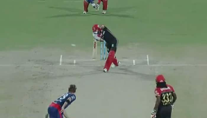 WATCH: Gentle push for a six! Vintage Virat Kohli hits shot of the season