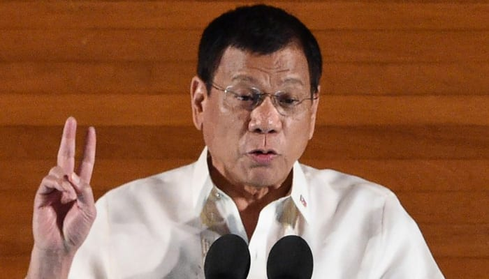 No peace accord with rebels until they stop attacks: Rodrigo Duterte
