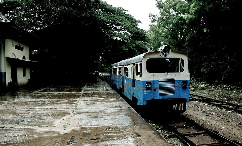 Begunkodor Train Stations, West Bengal