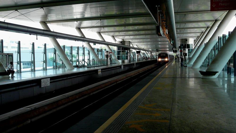 Bishan MRT Station, Singapore