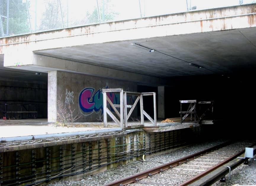 Kymlinge Metro Station, Stockholm