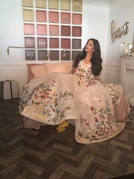Sitting pretty and living the #LifeAtCannes
