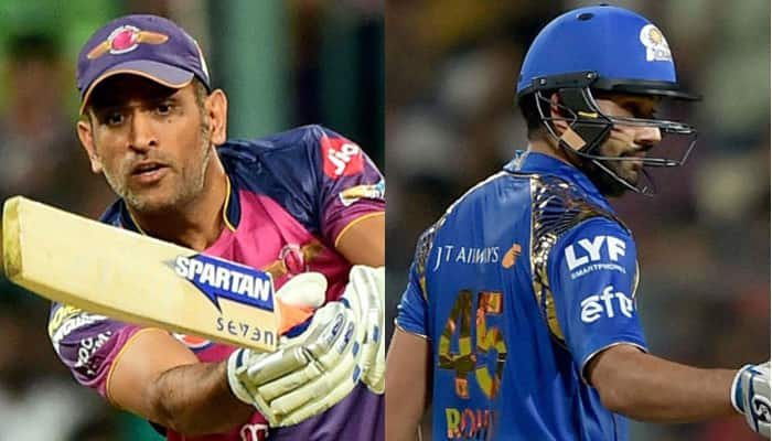 IPL 2017 Final, RPS vs MI: How Maharashtra Derby turned around to become battle between MS Dhoni and Rohit Sharma