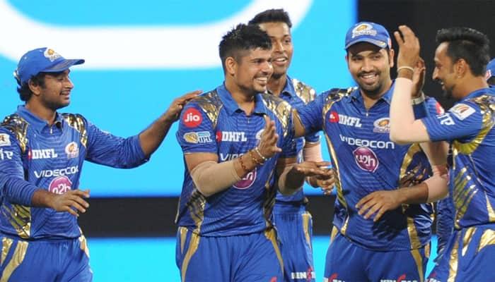 IPL 2017: Mumbai Indians defeat Kolkata Knight Riders, courtesy Rohit Sharma's bowling gamble