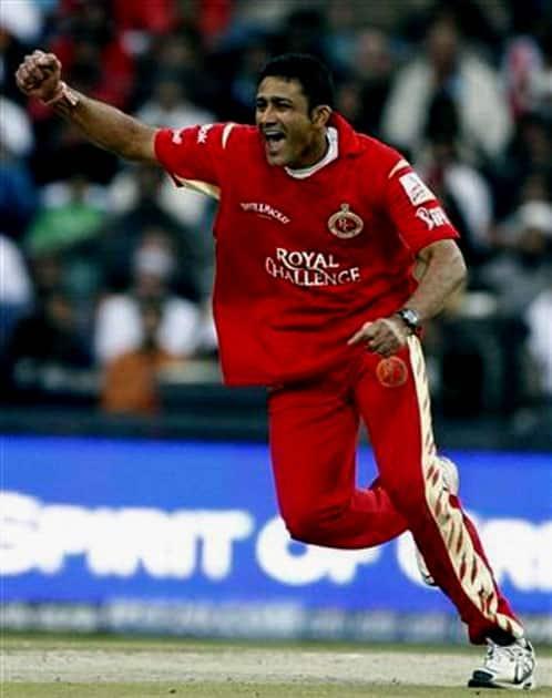 2009 - Anil Kumble