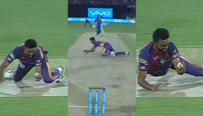 WATCH: Jaydev Unadkat 'SUPER OVER' rocks Mumbai Indians in IPL final