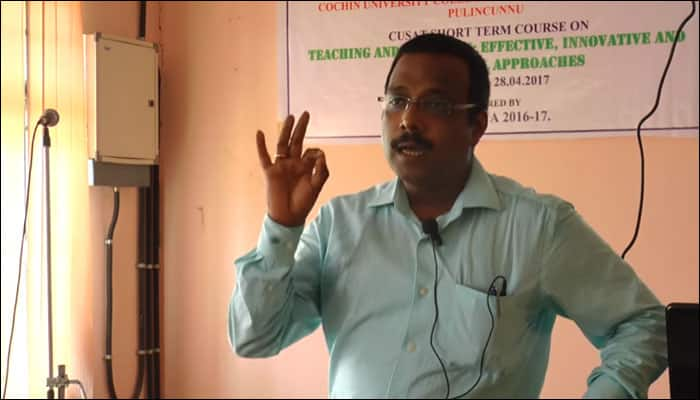 Indian professor from Kerala claims he can prove Charles Darwin's 'Theory of Evolution' wrong! - Watch video