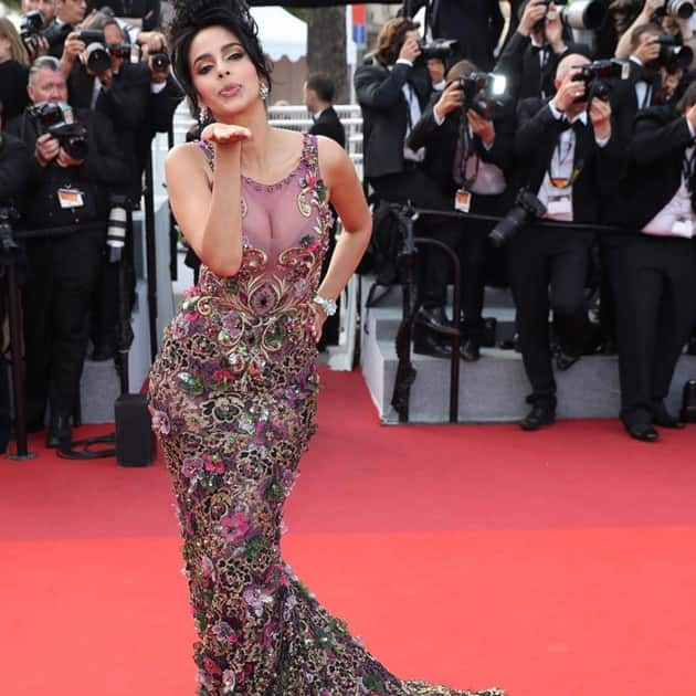 Kisses from the cannes red carpet