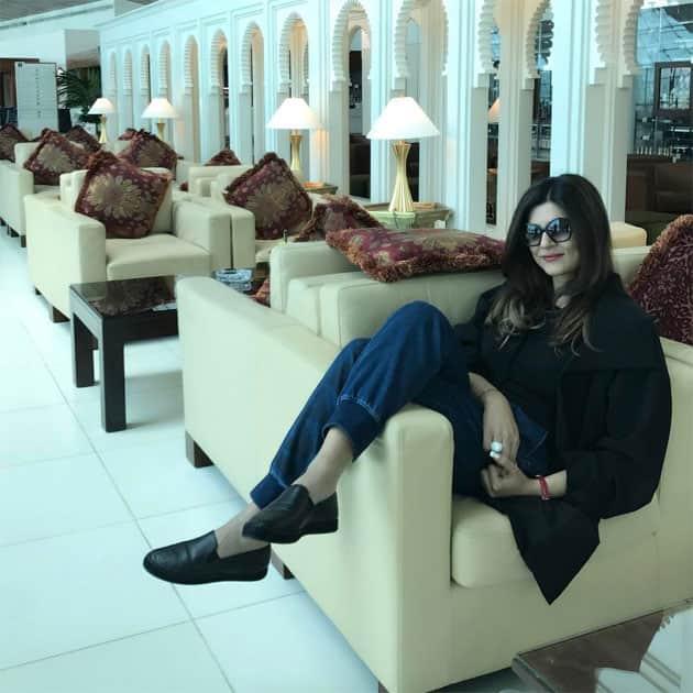 lounging #Dubai #airportlounge all set to return #home