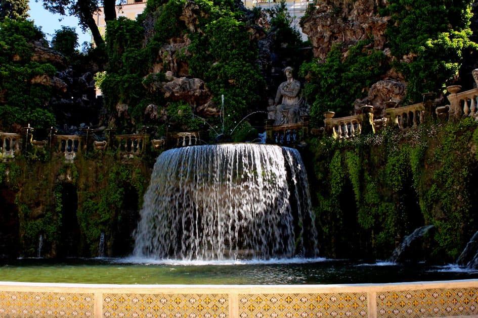 Fontana di Tivoli, Tivoli, Italy