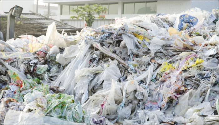 Newly-developed compound will be able to break down plastic waste!
