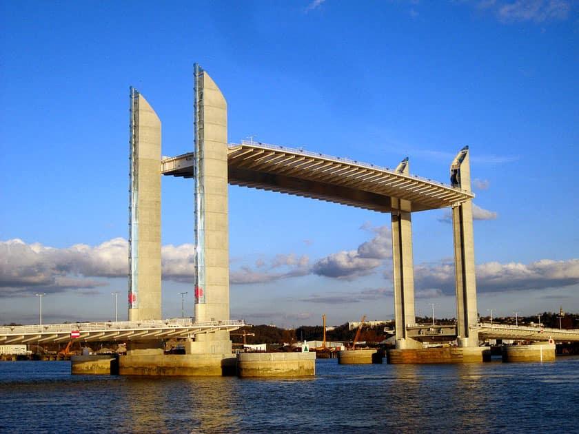 Pont Jacques Chaban-Delmas, Bordeaux, France