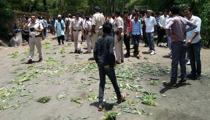 Madhya Pradesh farmers end strike post talks with CM  Shivraj Singh Chauhan