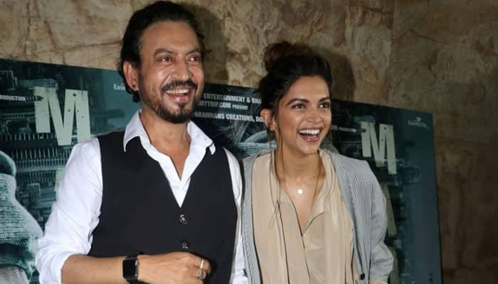 Deepika Padukone, Irrfan Khan to play gangsters in Vishal Bhardwaj's next