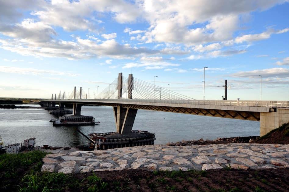 New Europe Bridge – Bulgaria and Romania border