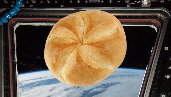 Genius approach to solve food woes of astronauts – Bake in Space to bring crumb-free bread in ISS!