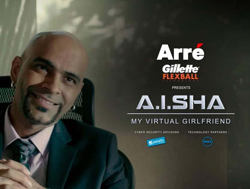 A.I.SHA- My Virtual Girlfriend