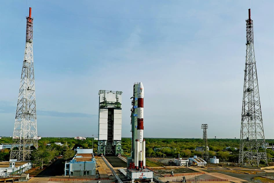 ISRO's PSLV-C38 all set for launch