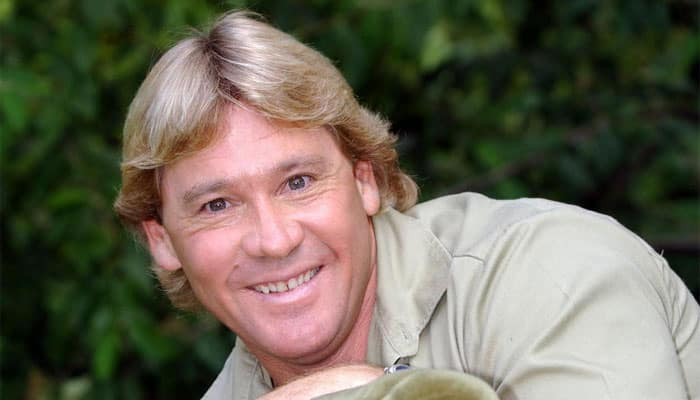 Late 'crocodile hunter' Steve Irwin to be honoured with star on Hollywood Walk of Fame