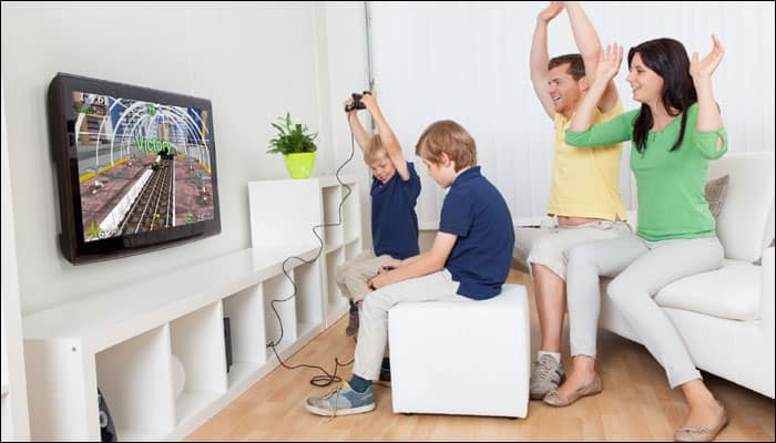 Let your kids play video games, it will help boost their attention!