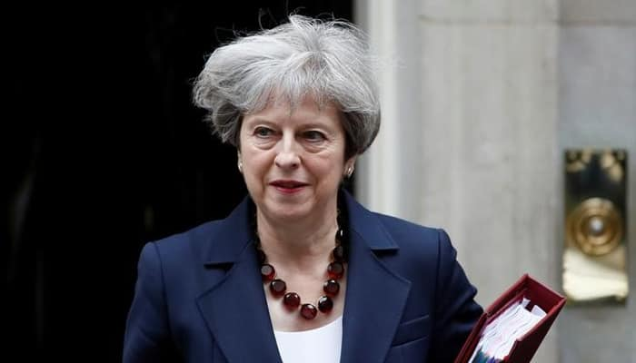 British PM faces vote test in parliament over government plan