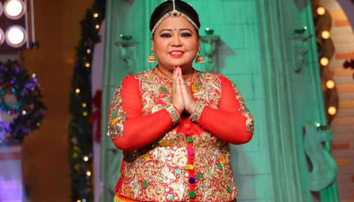 Bharti Singh shoots with Kapil Sharma for his show, posts pic to slam rumours of tiff!
