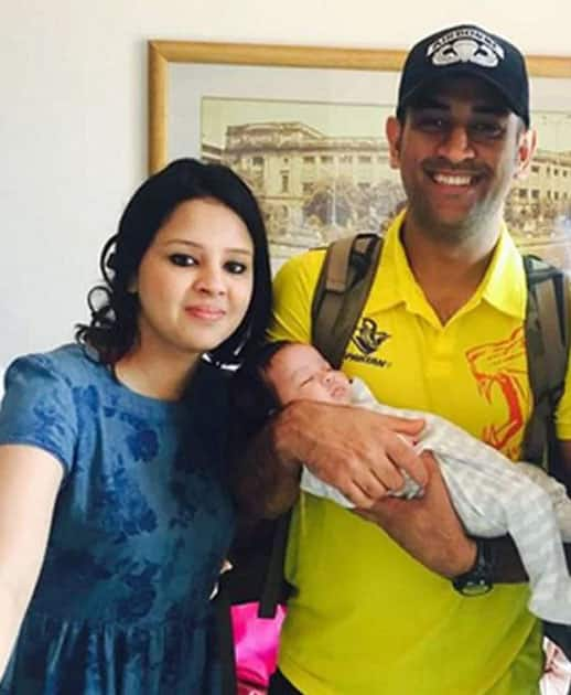 A sneak-peak into 7-years of married life of MS Dhoni and wife Sakshi