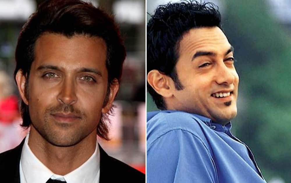 Hrithik Roshan turned down the role of Akash in Dil Chahta hai