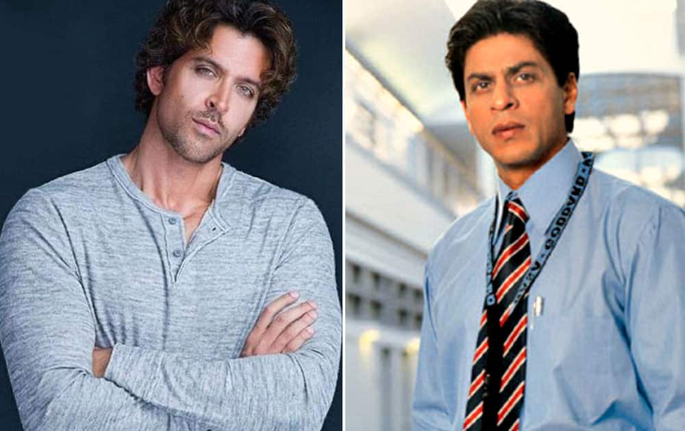 Hrithik Roshan refused the role of Mohan Bhargav in Swades