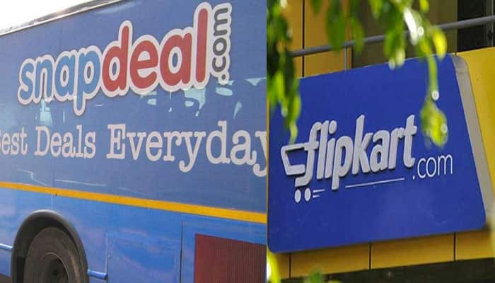 6a902d533be Flipkart could offer  900-950 million for Snapdeal