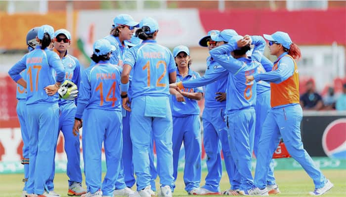 ICC Women's World Cup: India vs New Zealand: As it happened...