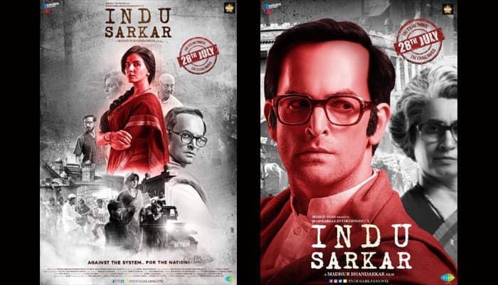 Indu Sarkar - Can I have my freedom of expression: Madhur Bhandarkar to Rahul Gandhi