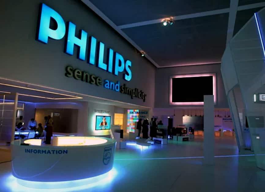 Philips (Gurgaon branch)