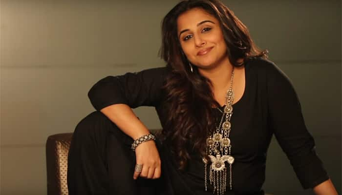 When I read the word 'nepotism' I turn the page: Vidya Balan