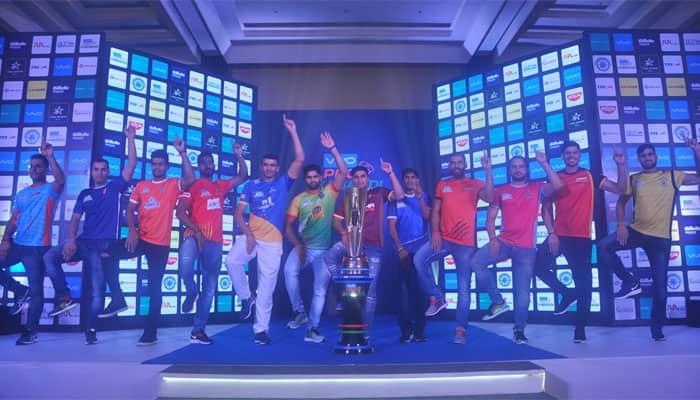 Pro Kabaddi League 2017: LIVE streaming, TV listing, date, time, venue