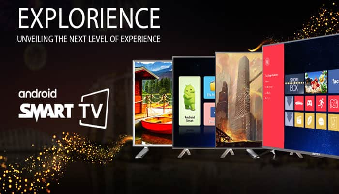 Intex launches 43-inch UHD 'smart' TV at Rs 52,990 | Gadgets