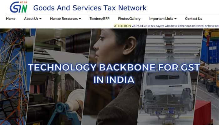 Govt notifies timeline for filing of tax returns under GST