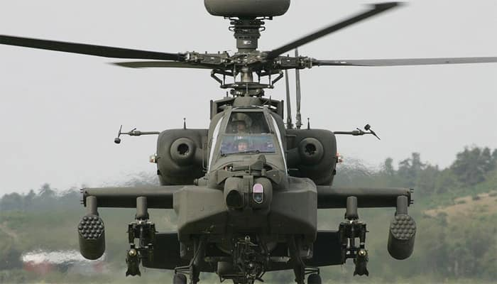 Australian Army to Get American Apache Choppers