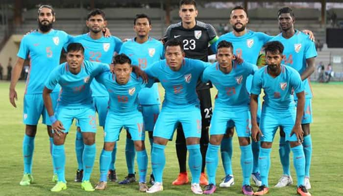 India rally to beat Mauritius 2-1 in Tri-Nation opener
