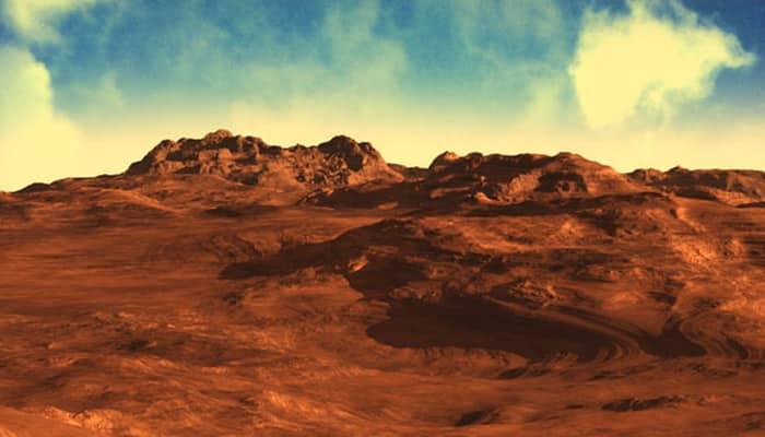 Погода на Марсі