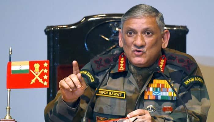 Doklam-like incidents may increase in future: Army Chief Bipin Rawat