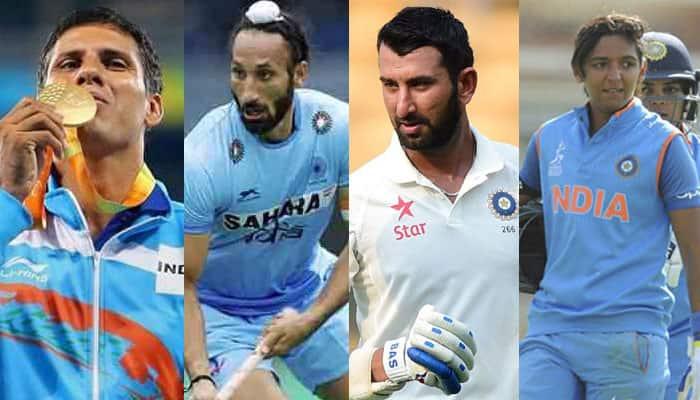 Khel Ratna, Arjuna, Dronacharya, Dhyan Chand Awards: List of all 29 sportspersons to be honoured