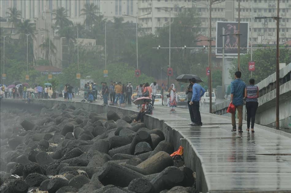 Mumba rains