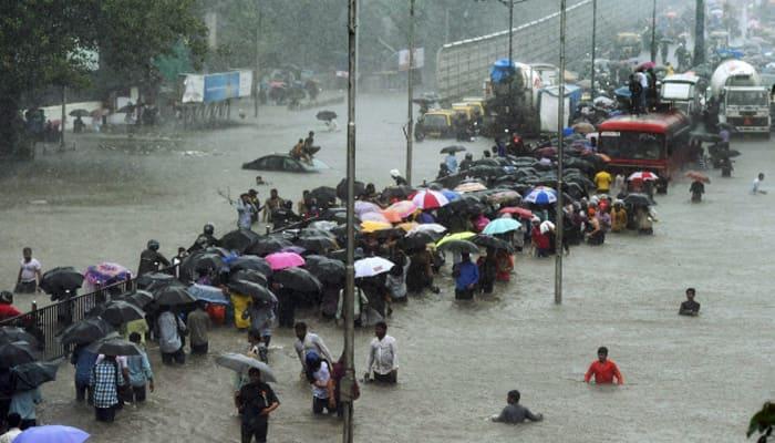 Image result for flooding mumbai spirit