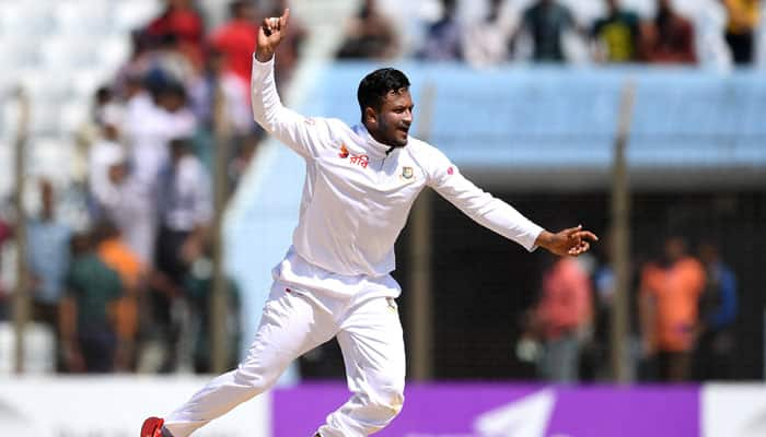 We are learning sledging from Aussies: Shakib Al Hasan