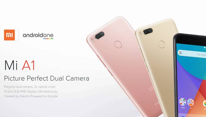 Android One returns as Google partners Xiaomi for Mi A1 | Technology