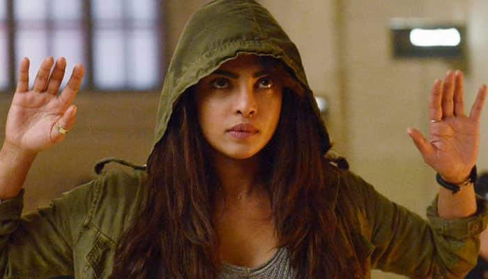 My role in Quantico was not written for an Indian Girl: Priyanka Chopra