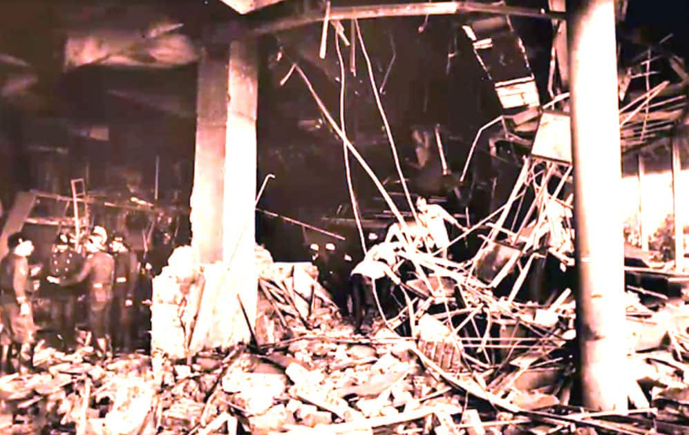 Nearly 24 years after the March 12, 1993 serial blasts in Mumbai
