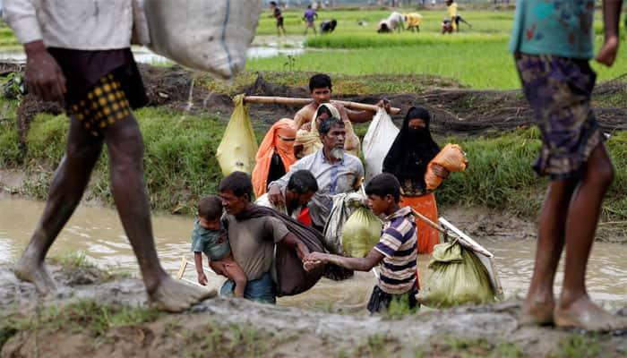 250,000 Rohingya have fled to Bangladesh: UN