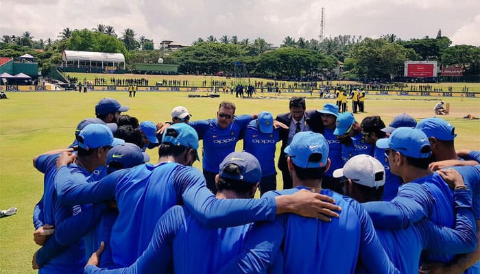 Give Team India a break, head coach Ravi Shastri tells BCCI